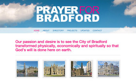 Prayer for Bradford